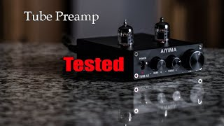 Putting a Tube Preamp to the Test