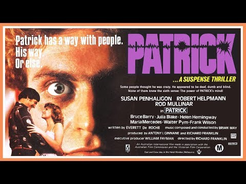 Patrick (1978) VHS Trailer - Color / 3:23 mins