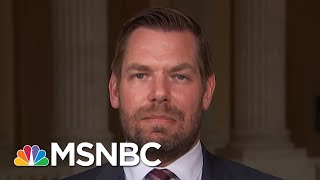 Rep. Eric Swalwell: Congress Needs To Be Briefed On Threat To Election Security | Deadline | MSNBC