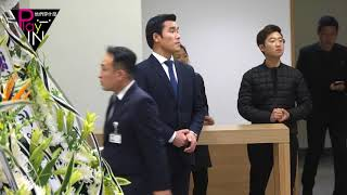 【即時】김종현鐘鉉靈堂持續更新 레드벨벳 Red velvet 孝淵 快步致哀 thumbnail