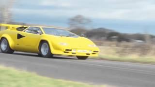 Driven: 1981 Lamborghini Countach LP400S with Telegraph Cars