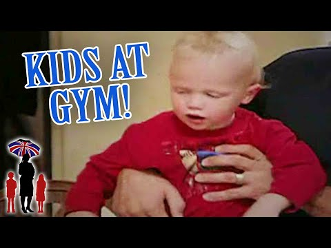 Supernanny | Kids Forced To Go To Gym Before Bed