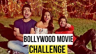 Bollywood Movie Challenge | Rimorav Vlogs