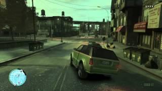 GTA IV Quick Rampage