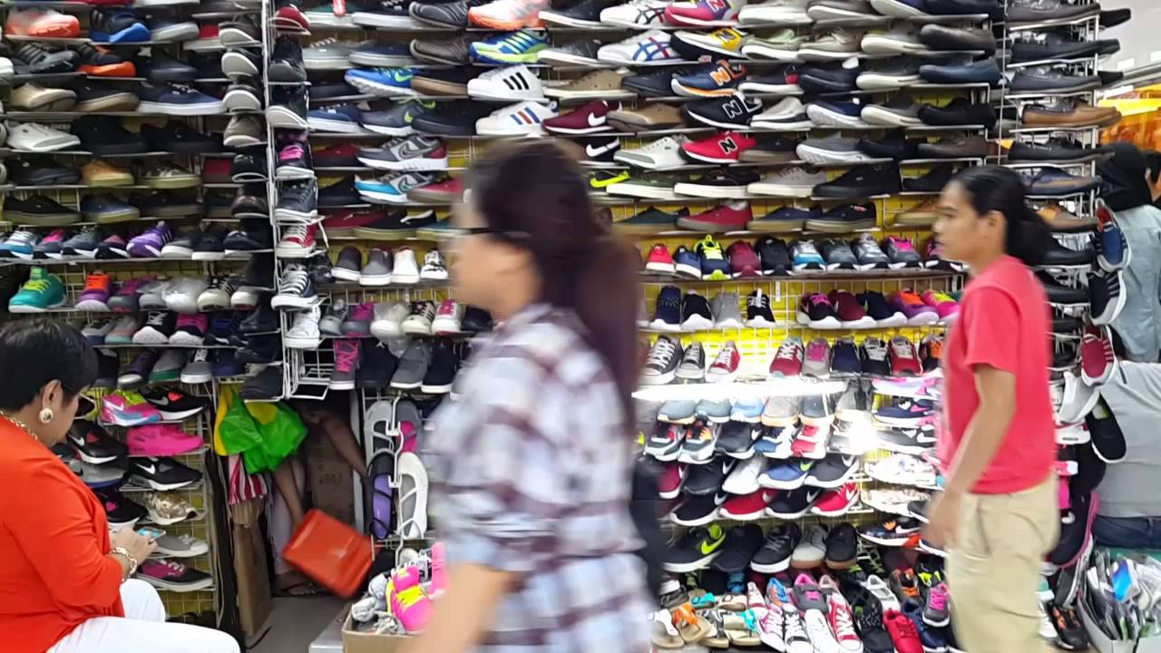 Greenhills Shopping Center Shoes Price