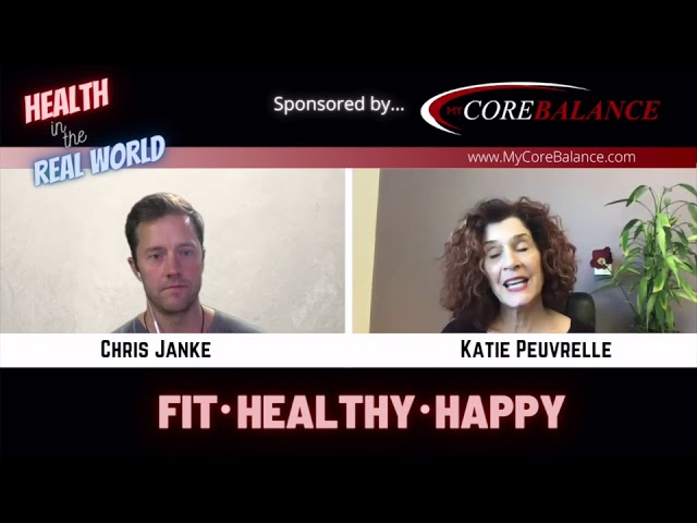 🌟 Shoot For The Stars 🌟 Health in the Real World with Chris Janke & Katie Peuvrelle