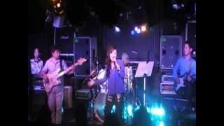 20130224 1「マスカラまつげ」 ドリカムコピーバンドわんだーふぁいぶ