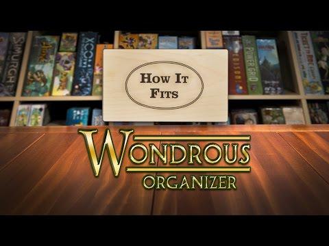 How It Fits: Wondrous Organizer