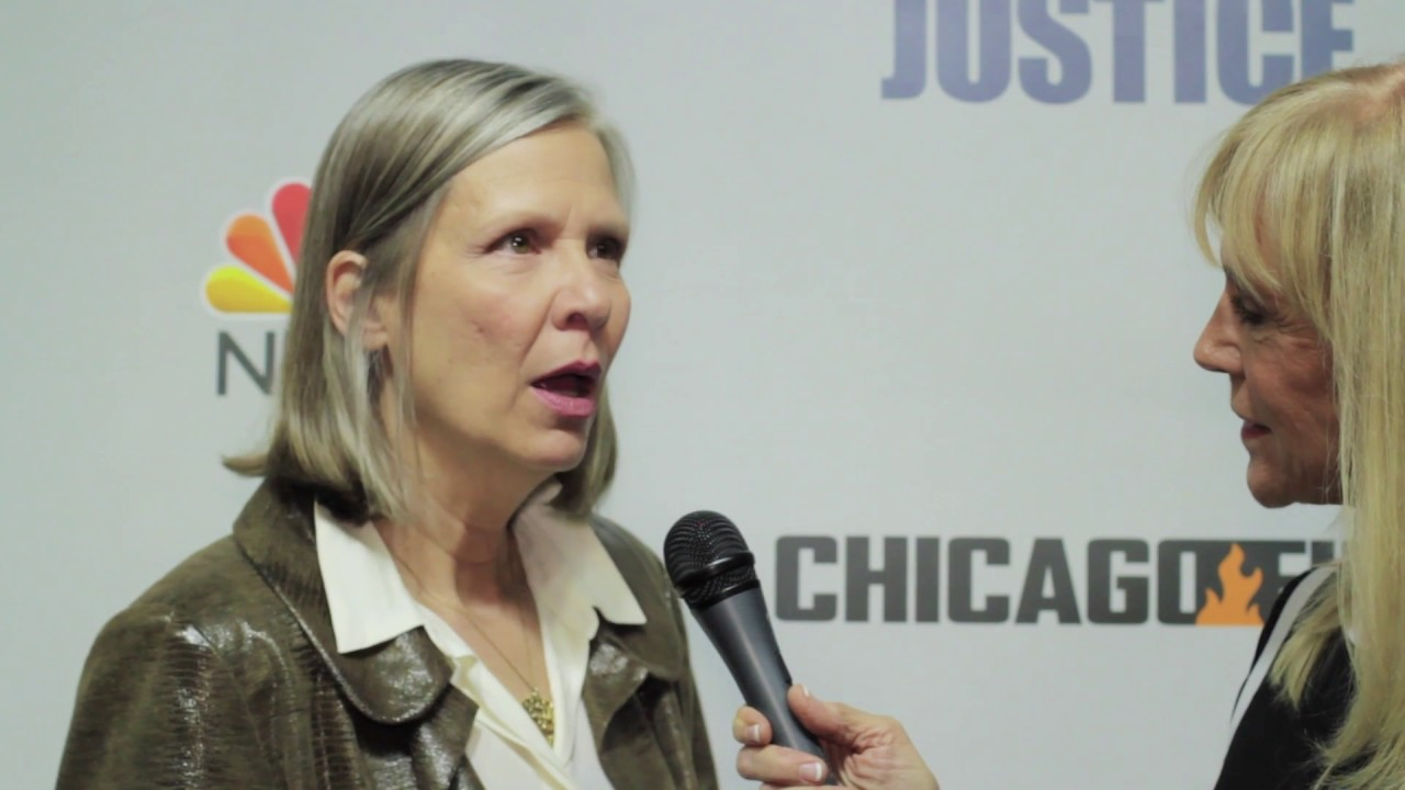 Amy Morton On The Challenges Of Starring In Who Afraid