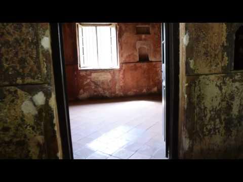 Tipu's palace bangalore