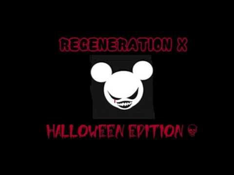Regeneration X Radio Show by Marc Hohmann ft. Reef Richardson - Halloween Edition!
