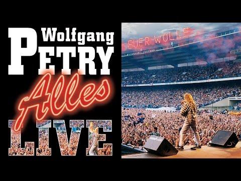 Wolfgang Petry - Live auf Schalke - das legendäre Konzert - komplett und in voller Länge