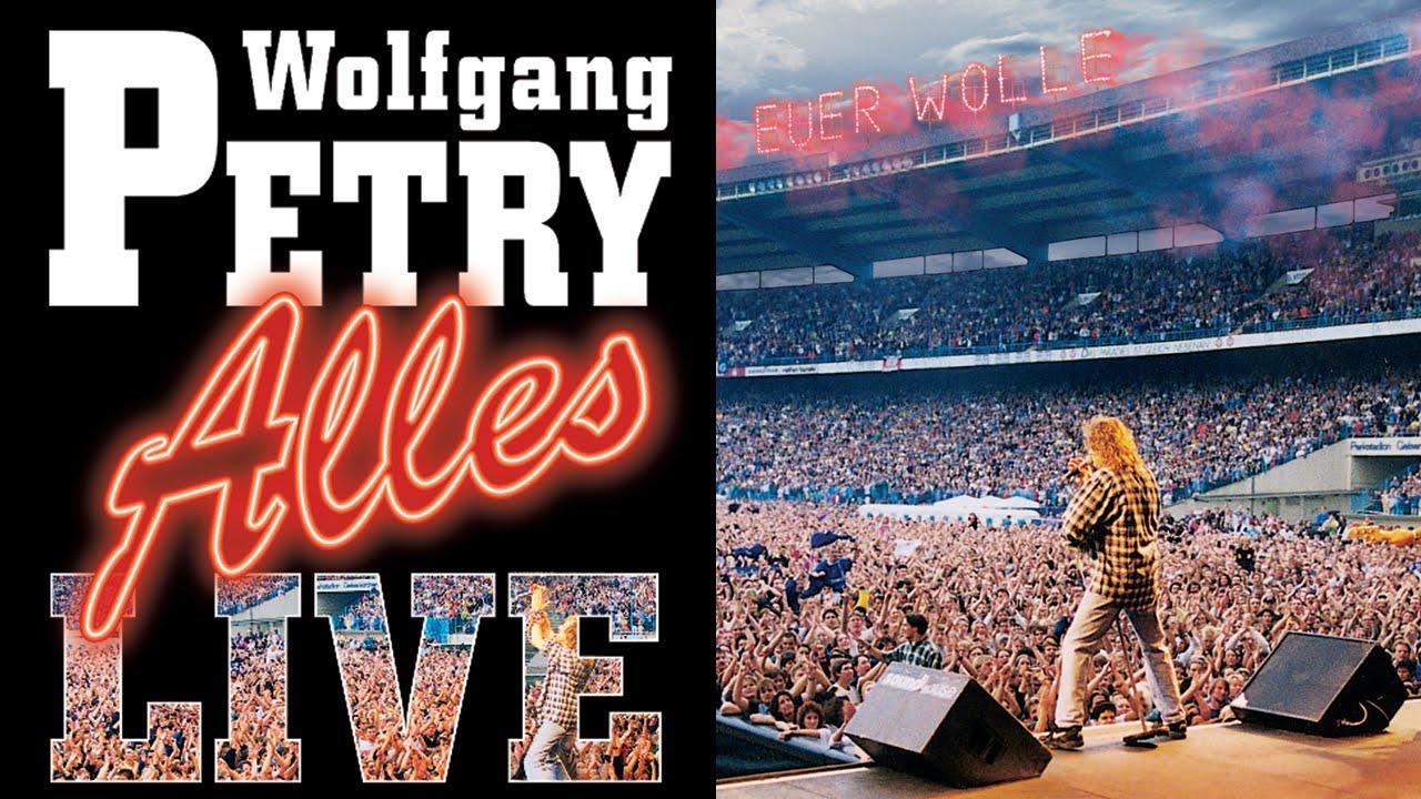 Wolfgang Petry Letztes Konzert