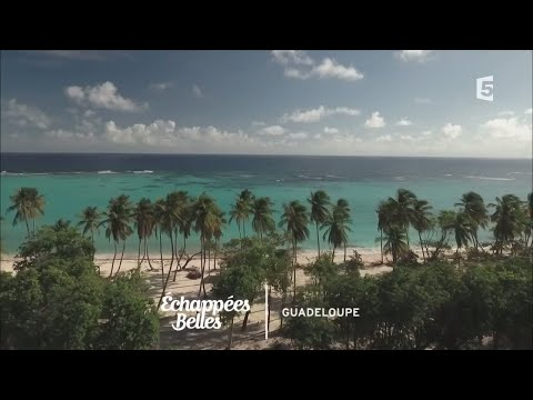 Guadeloupe, couleurs Caraïbes - Échappées belles