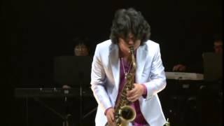 안동역에서/허철행.Saxophone