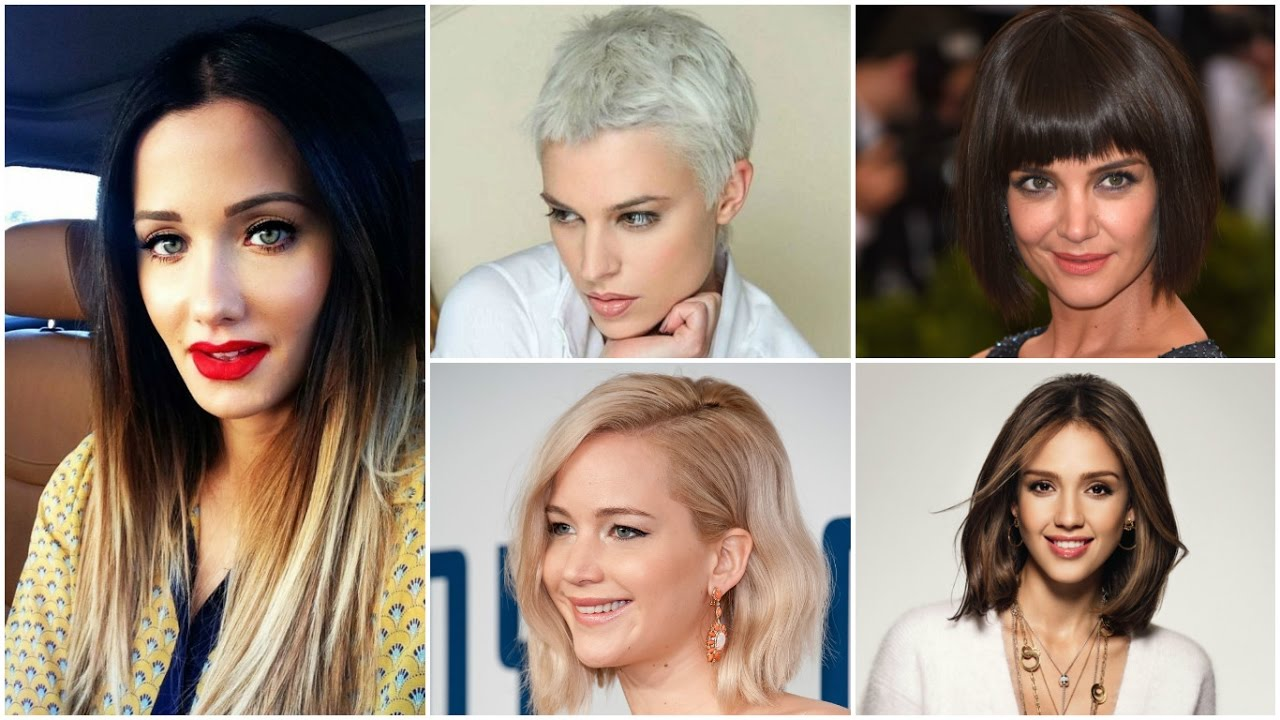 Cortes de pelo mujer ala moda 2017