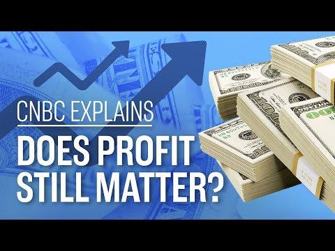 Does profit still matter? | CNBC Explains