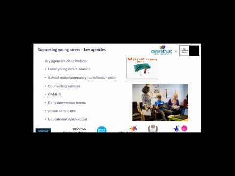 Carers Trust and The Children's Society: Young Carers in Schools, Silver Webinar 1