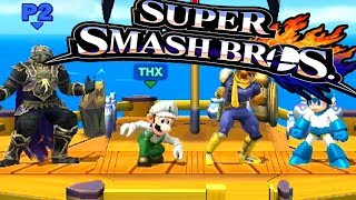 FOR GLORY let's play SUPER SMASH BROS WII U 2018 online matches 2