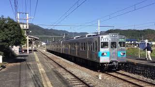 2019.11.9(土)11:48 秩父鉄道 5000系5003号編成【野上駅】