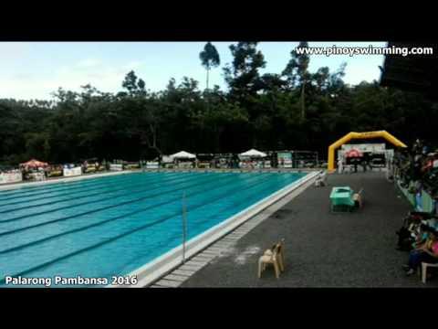Palarong Pambansa 2016   Boys 50m Backstroke Finals Elementary