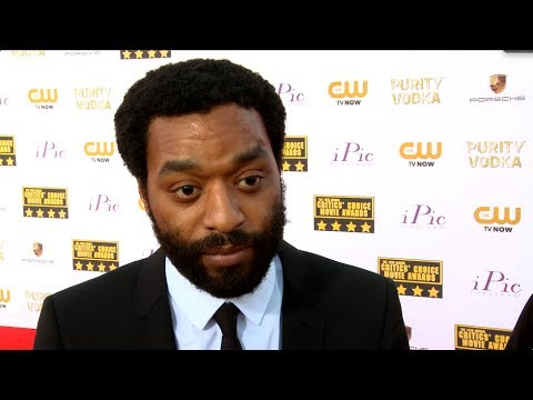 """12 Years A Slave"" Cast Reacts to Oscars Nods & Snubs at the Critics Choice Awards"