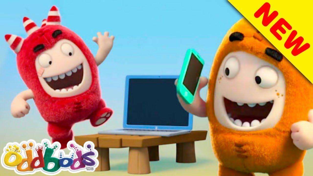 Oddbods พยายามเป็นกูรูเทคโนโลยี | Oddbods | ใหม่ | การ์ตูนสนุกสำหรับเด็ก