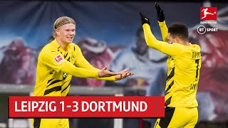 Leipzig vs Dortmund (1-3) | Bundesliga Highlights