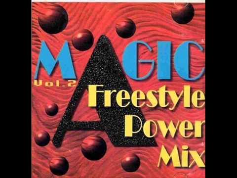 MAGIC FREESTYLE POWER MIX VOL.2 PART 3
