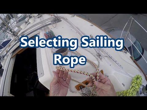 Selecting Sailing Rope | Sail Fanatics