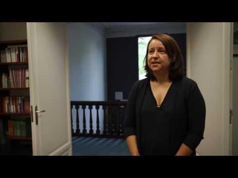 Ana Elena Guerrero, investigadora de la UOC, a