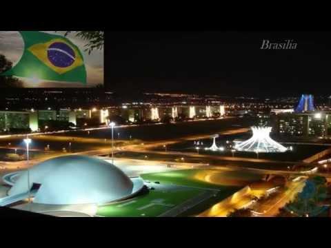 Brazil National Anthem  Hino Nacional Brasileiro