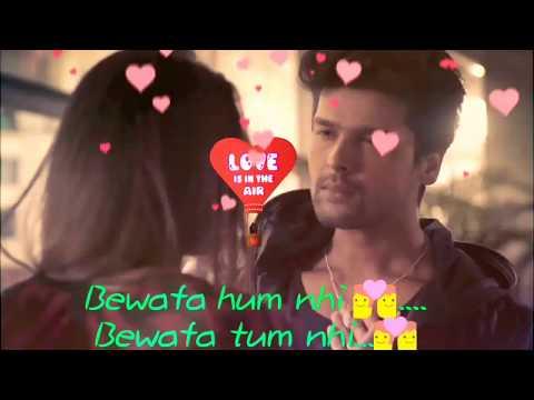 Whatsapp status love video-- Pyar humko bhi hai❤pyar tum ko bhi hai