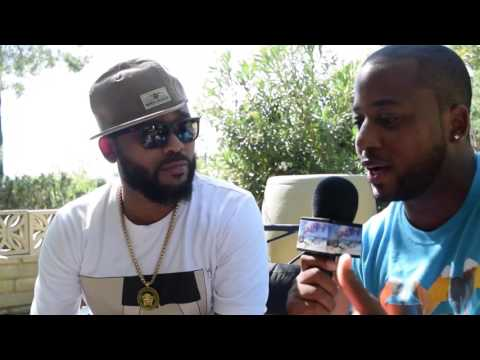 Machel Montano Interview (Hollywood Carnival 2016)