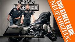 Harley-Davidson CVO STREET GLIDE zu verkaufen - Harley-Davidson Hamburg Nord