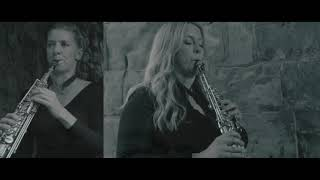 R. Carlos Nakai - Waking Song (from Canyon Trilogy ) arr. Saxophone quartet by Marici Saxes