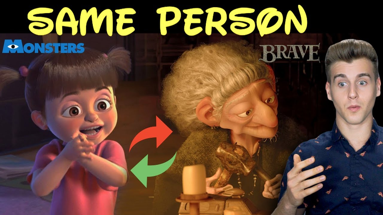 The Pixar Theory How All The Movies Are Connected YouTube - Pixar movies connected