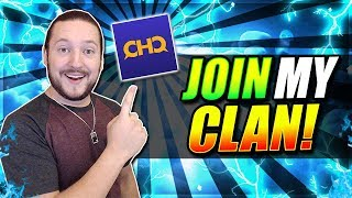 The #1 BEST Chat App for Mobile Gamers!! Join my Clan! - ClanHQ