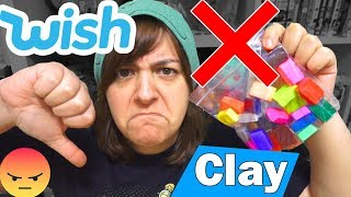 DON'T BUY! 11 REASONS WISH Craft Supplies Polymer Clay is NOT worth it SaltEcrafter #13