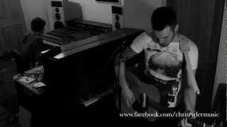 """Chris Ryder """"mother"""" (live studio version)"""