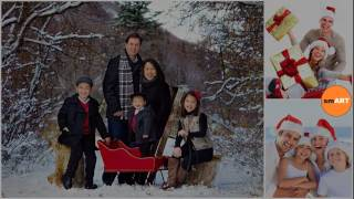 Clipart Christmas - Christmas Family Photos