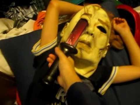 Halloween: michael myers his kid comes home - YouTube