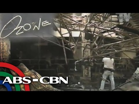 THROWBACK: 1996 TVP report on Ozone fire