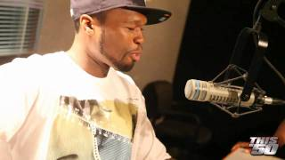 50 Cent Remembers Amusement Park Live Performance At The 2007 BET Awards