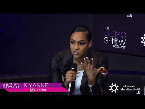 Episode 15 - The Lil' Mo Show - Podcast   LHHNY Star Kiyanne Talks Nicki Minaj, Cardi B And Jaquae