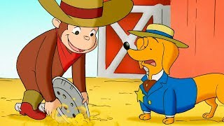 Curious George 🐵Go West, Young Monkey 🐵Kids Cartoon 🐵Kids Movies 🐵Videos for Kids