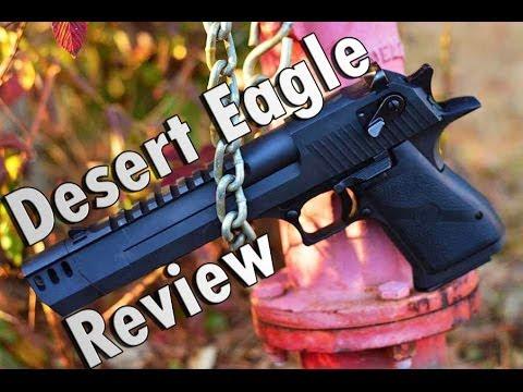 Desert Eagle .44 Magnum Review - Guns.com