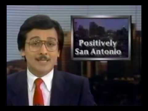 KENS 5 San Antonio Texas News 8 February 1987