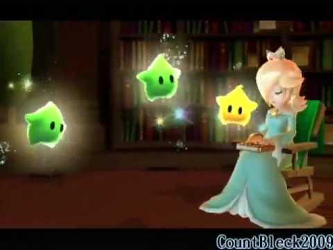 Super Mario Galaxy 2 (120 Star Secret Ending) - YouTube