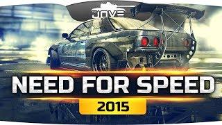 ГОНКИ С РЕАЛЬНЫМИ АКТЕРАМИ! ● Need For Speed 2015